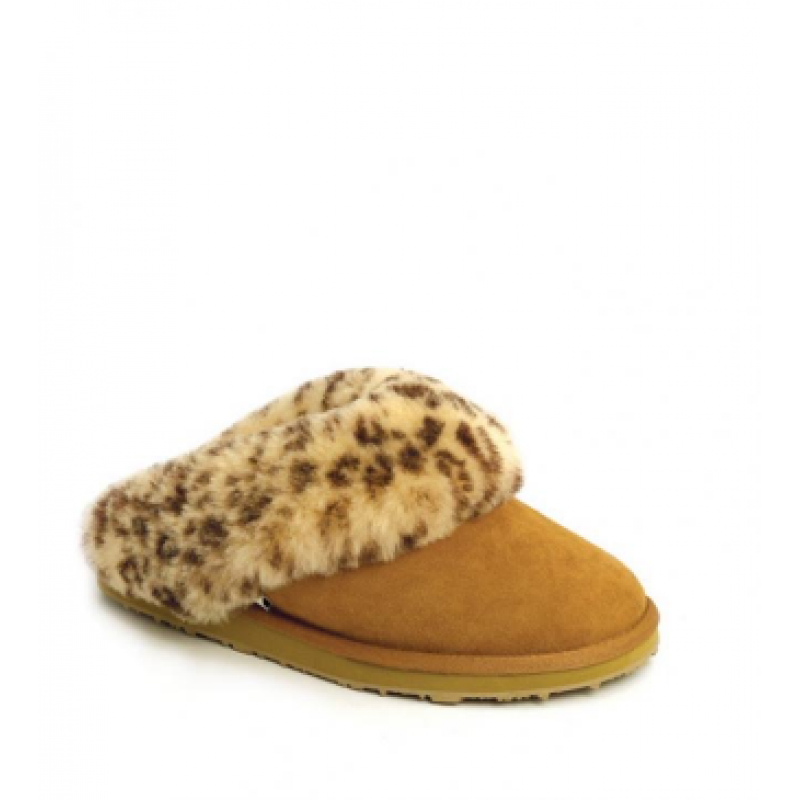 Wos open back slippers